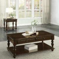 Lovington Collection Lift Top Coffee Table